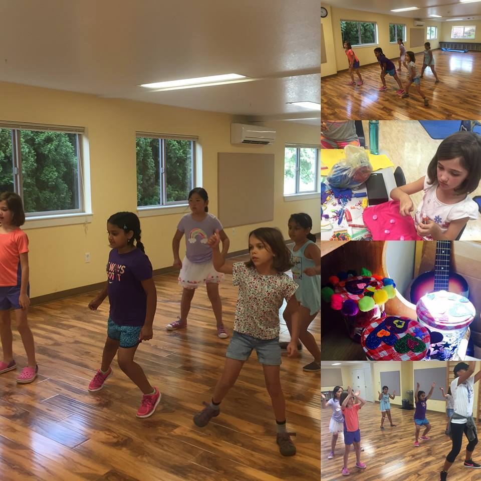 Le Summer Camp, July 9 – August 17